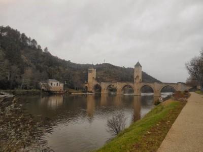 La Ponte Valentré, Cahors