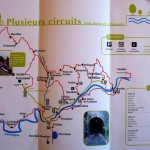 Kaart van de omgeving