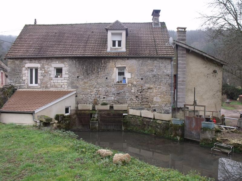 Molen bij Borrèze